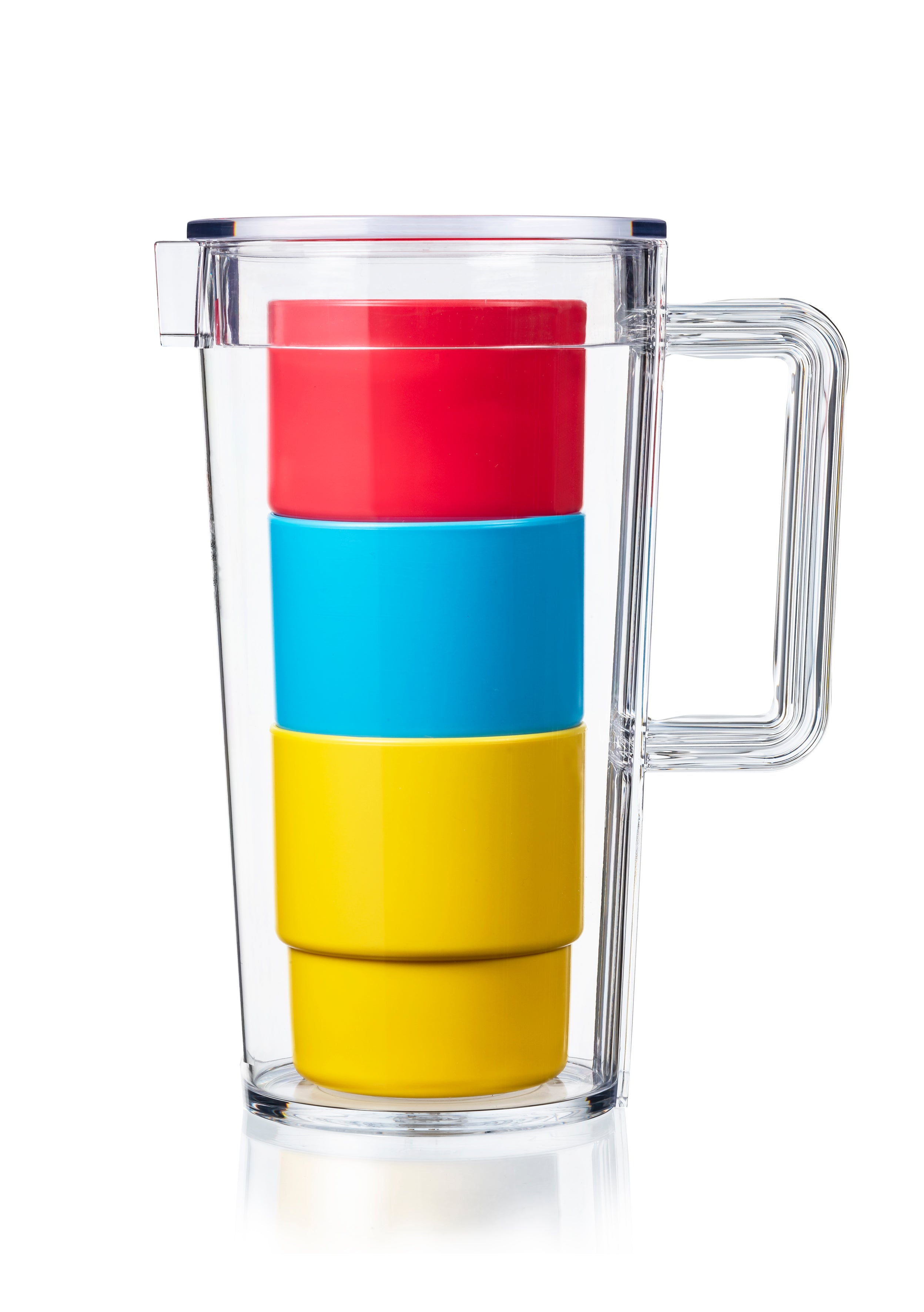 Palm Tritan™ Jug and Lid Forever Unbreakable 1.3L