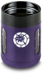 Palm Caffe Cup - Purple/Black