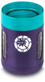 Palm Caffe Cup - Purple/Blue