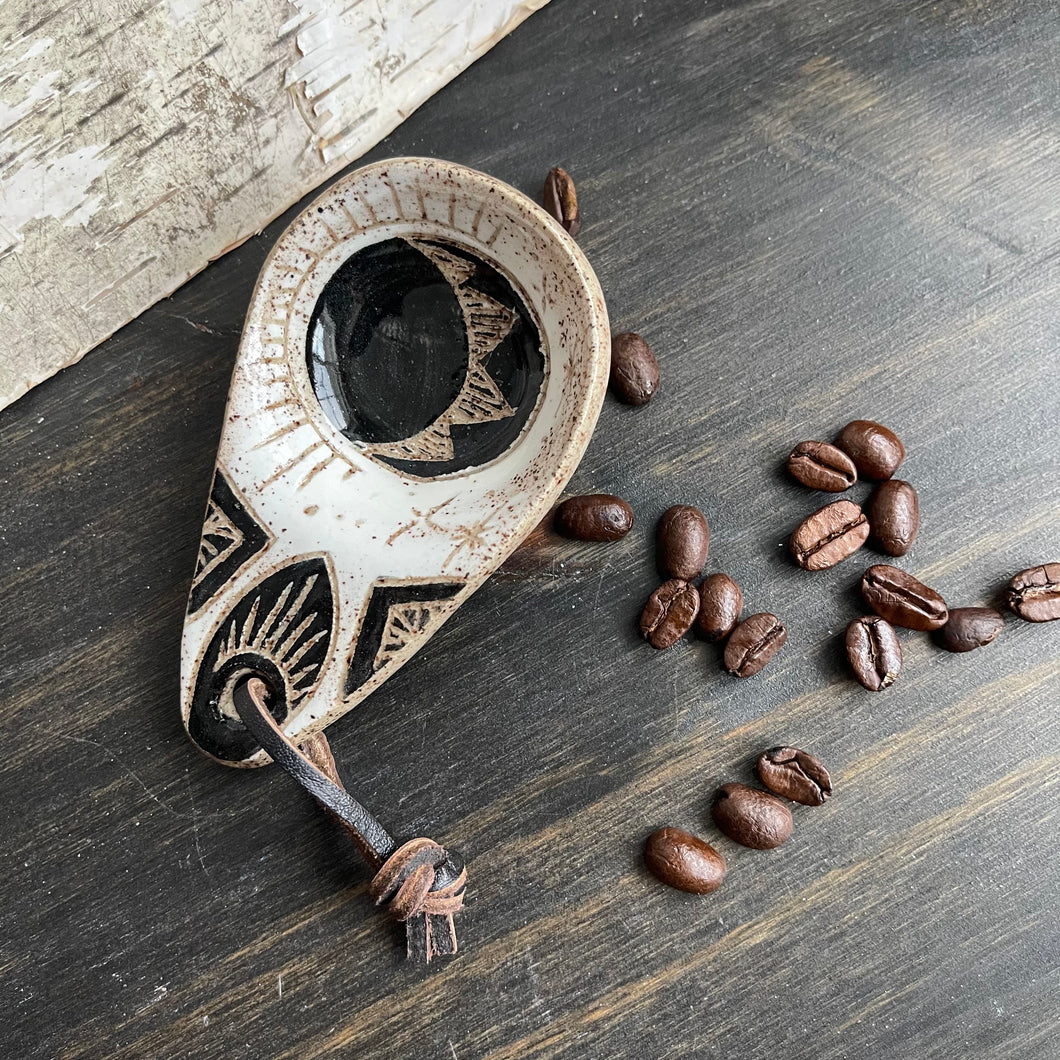Coffee Scoop No. 6