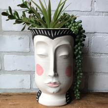 ✨Our Lady of Stardust✨ ceramic planter
