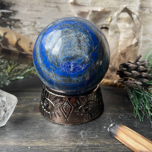 Crystal Sphere Holder No. 11