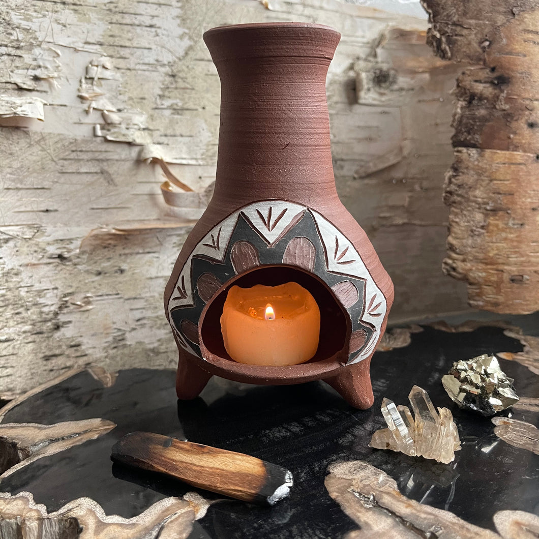 Chiminea No. 1