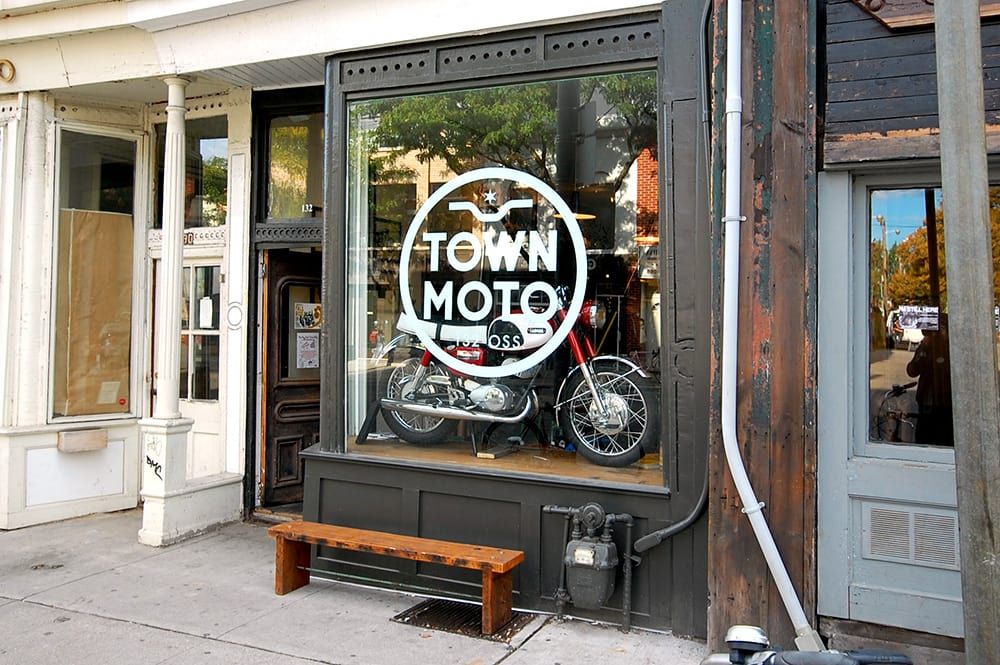 Exclusive spring release now available at Town Moto
