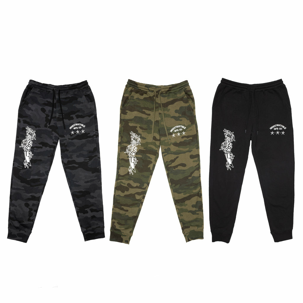 Pocket Knife Sweat Pants - Indestructible MFG