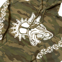 "The Camo ""Roger' Hoodie"