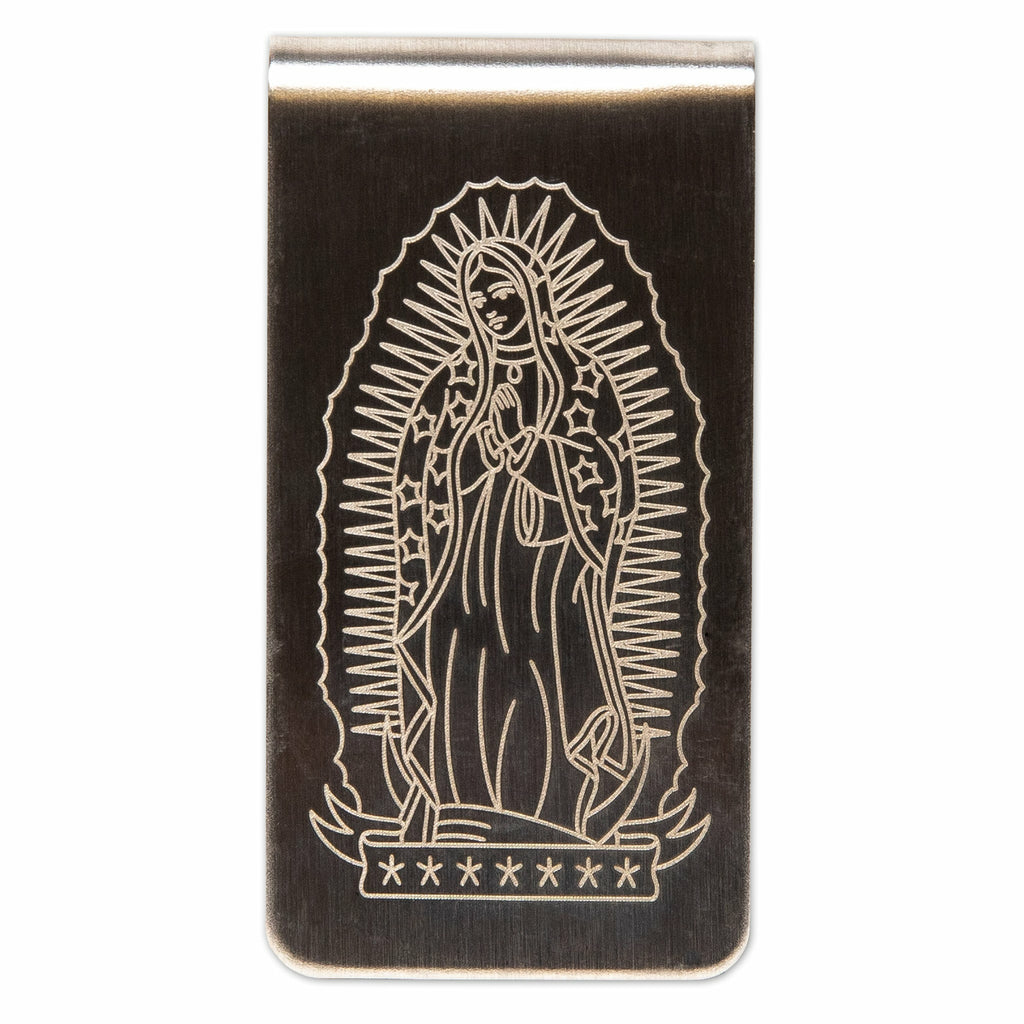 Our Lady Cash Clip