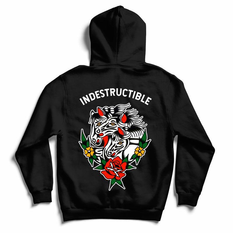 Pharaoh's Horses Champion Hoodie - Indestructible MFG