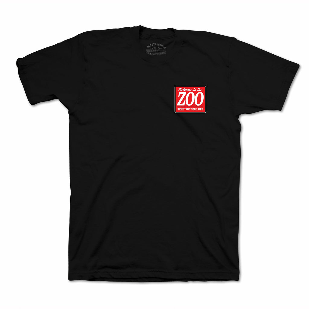 Welcome to the Zoo Tee
