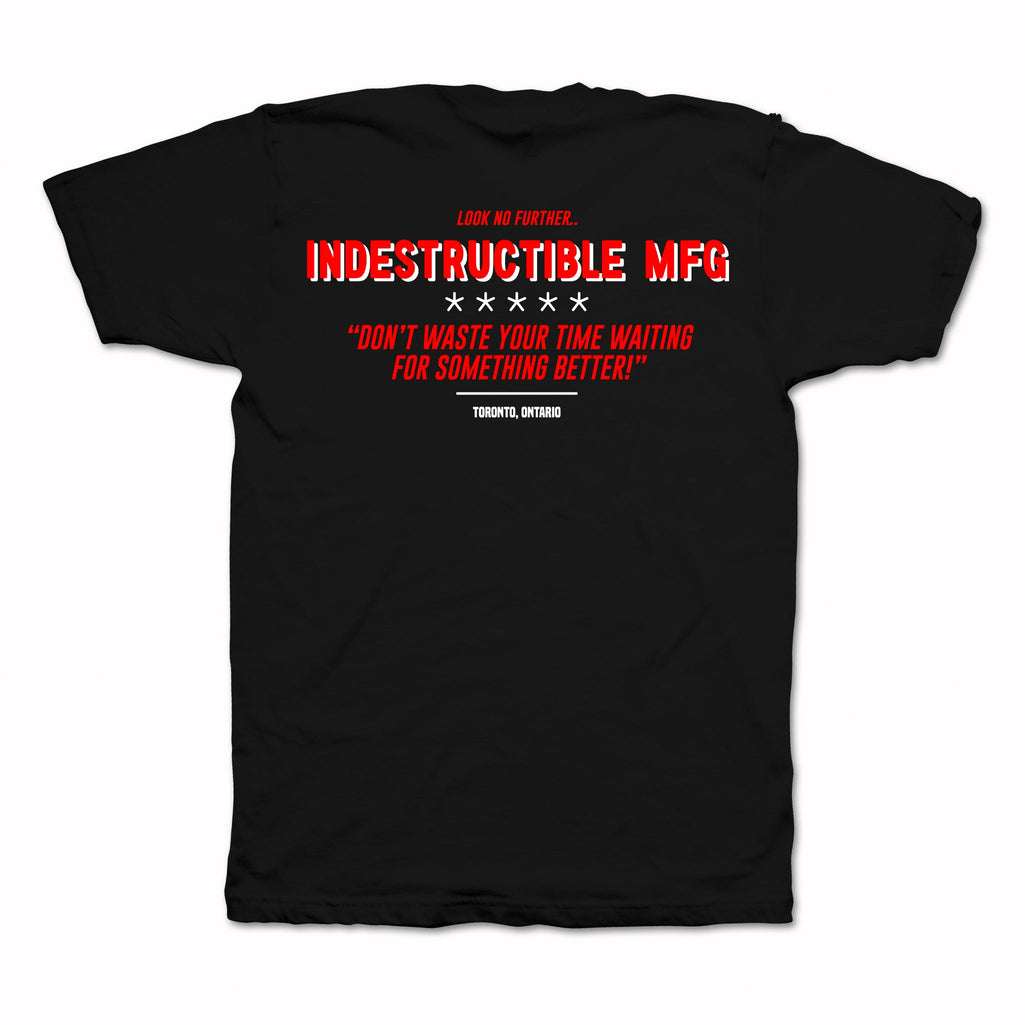 Black Hot Stuff Shop Tee
