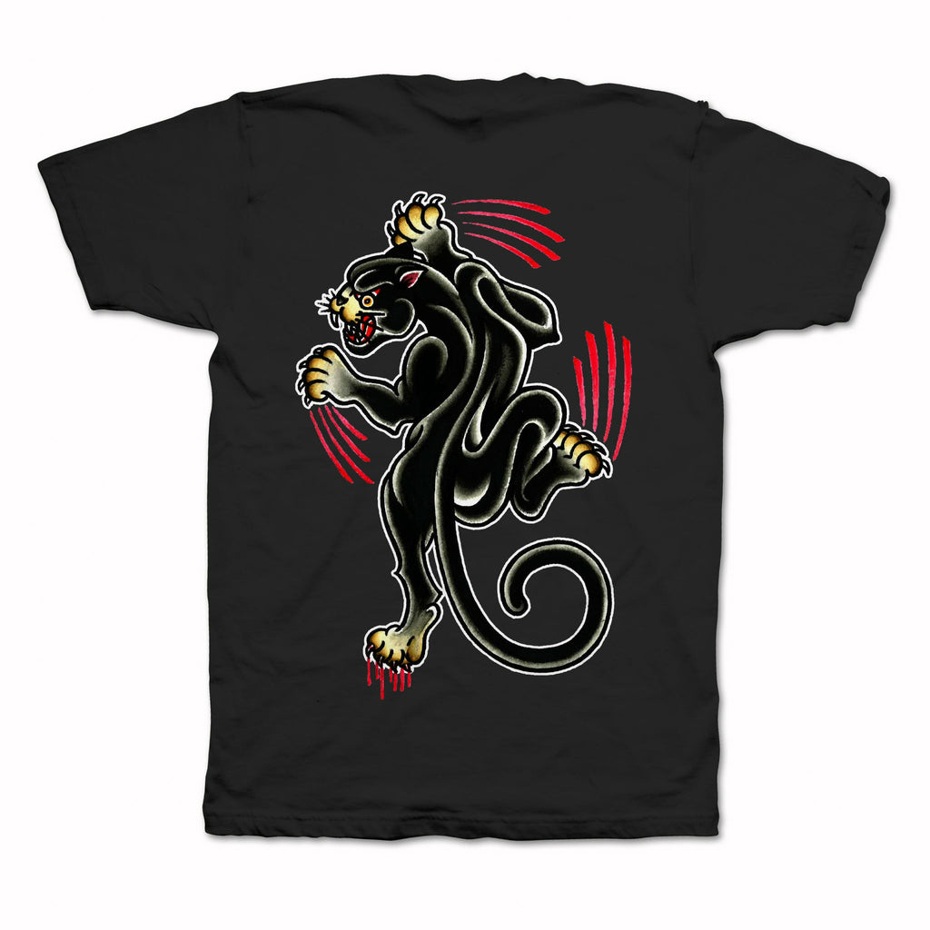 S.G. Harrington 'Crawling Panther tee' - Indestructible MFG