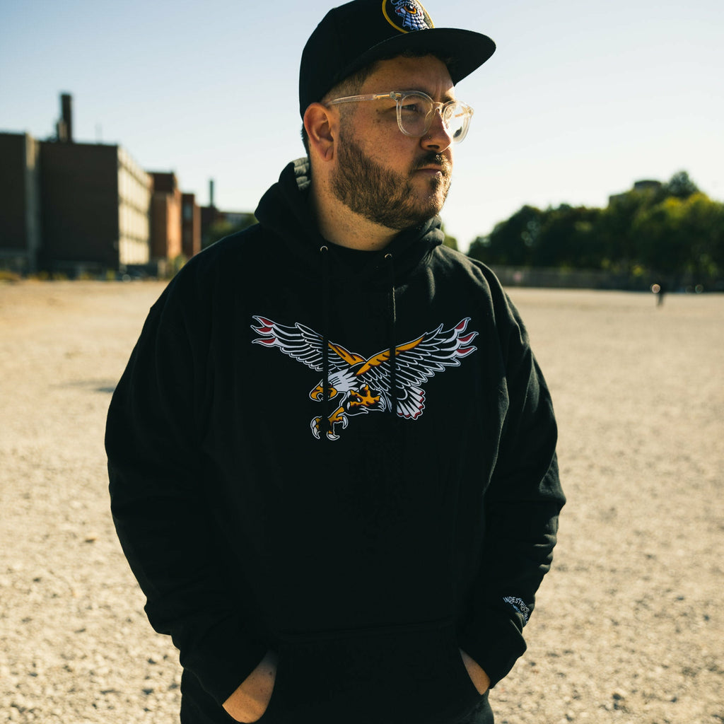 The Eagle Hoodie