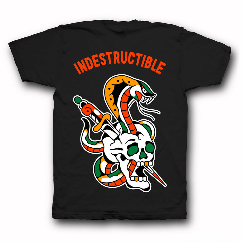 Dagger Mouth Tee - Indestructible MFG