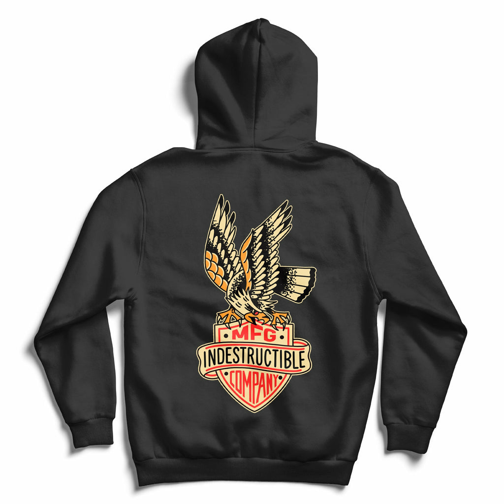 Banner and Shield Hoodie