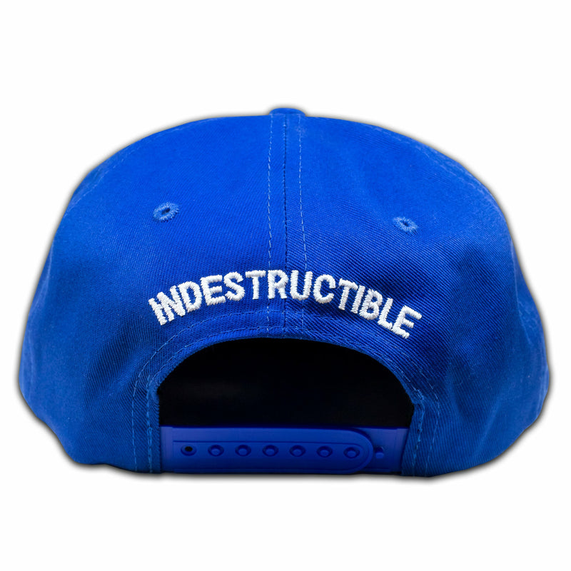 Snake Logo Snapback - Indestructible MFG