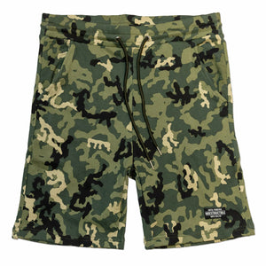 Until Forever Camo Shorts