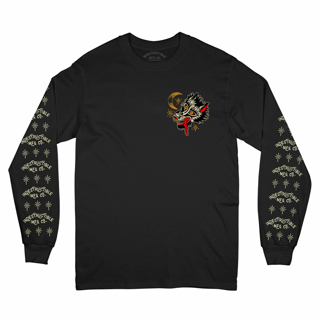 Bark at the Moon Long Sleeve