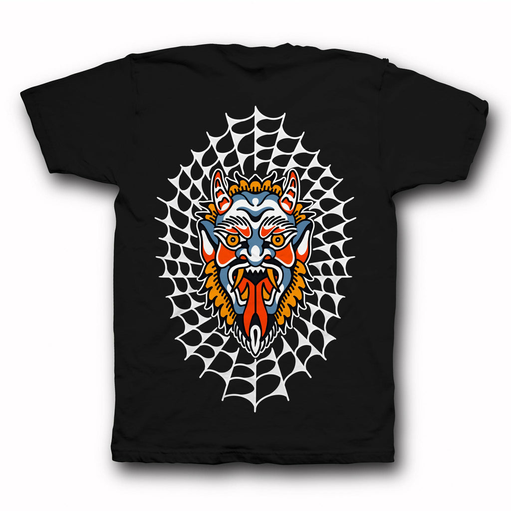 Demon on My Back Tee - Indestructible MFG