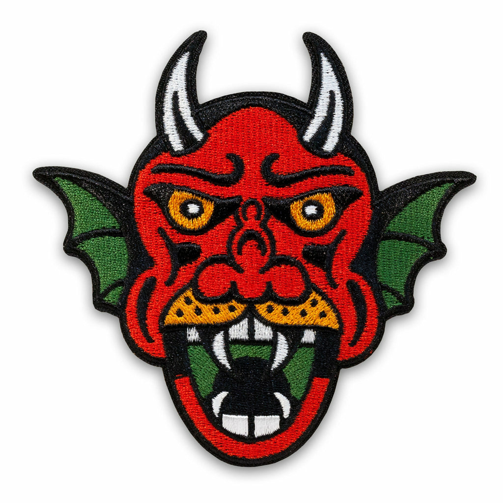 Devil Rider Patch - Indestructible MFG