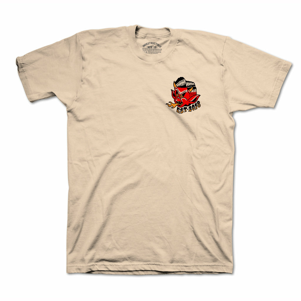 OG Hot Stuff Anniversary Tee - Indestructible MFG