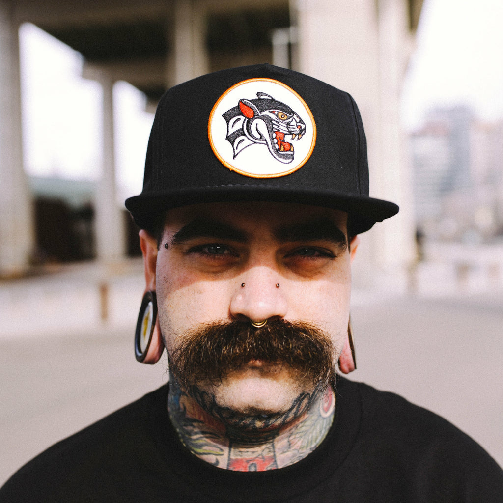 Panther Snapback - Indestructible MFG