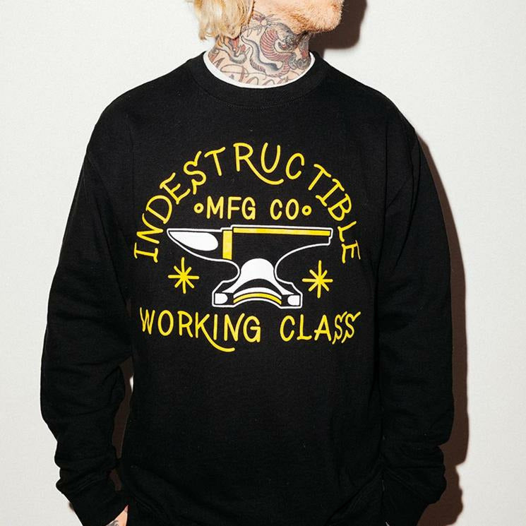 W/C Anvil Crewneck - Indestructible MFG