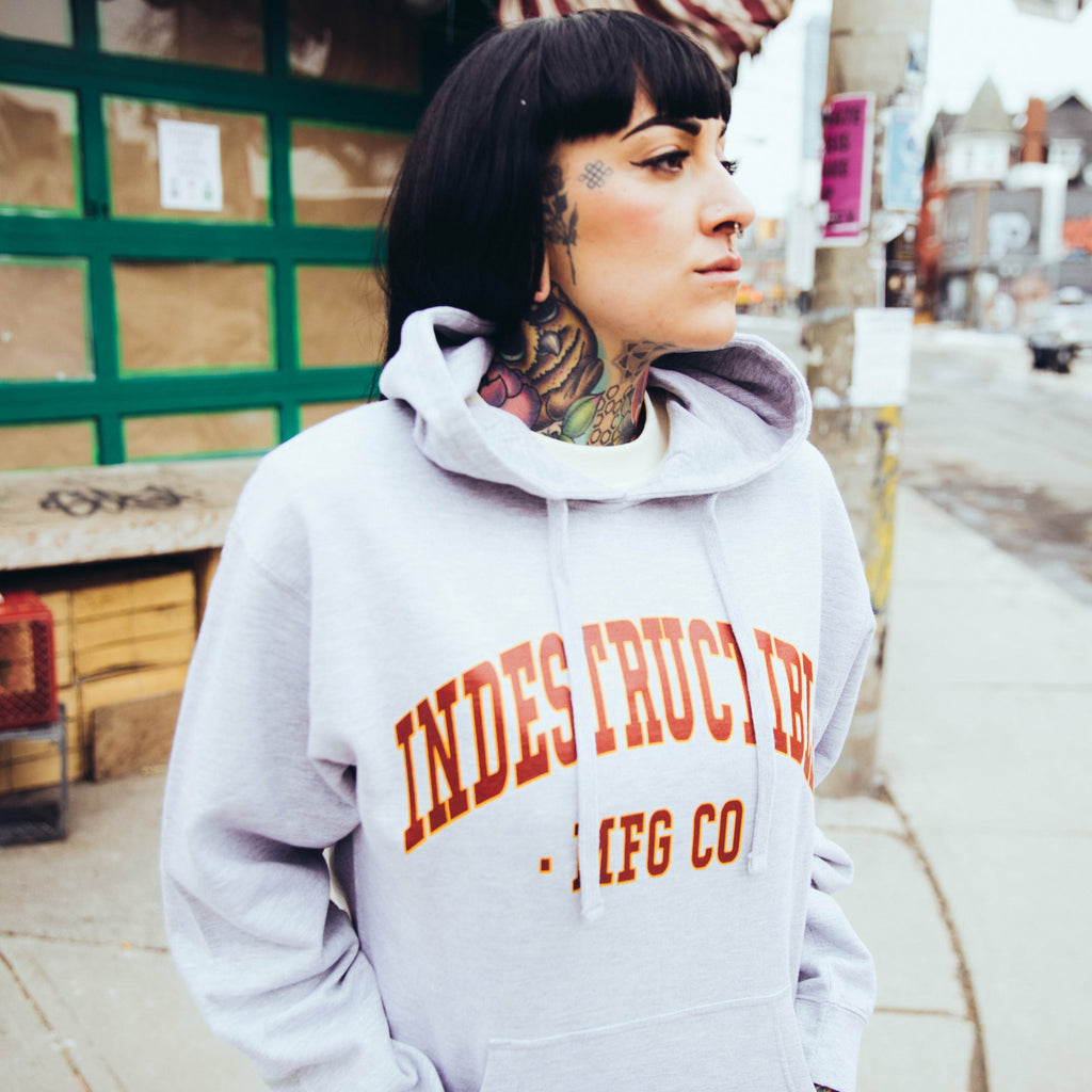 Varsity Hoodie - Indestructible MFG