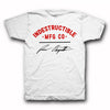 Piew Choquette 'Man's Ruin' Tee - Indestructible MFG
