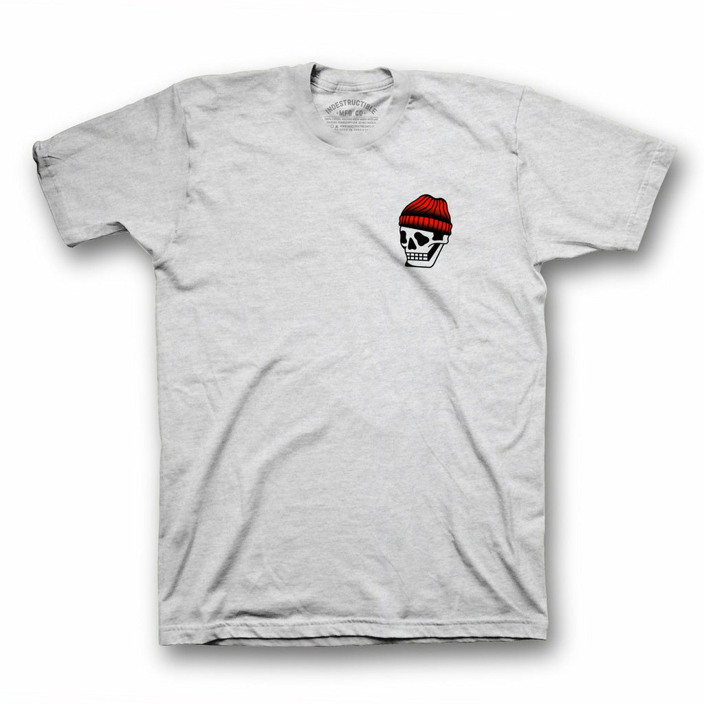 Toque Skull Tee - Indestructible MFG