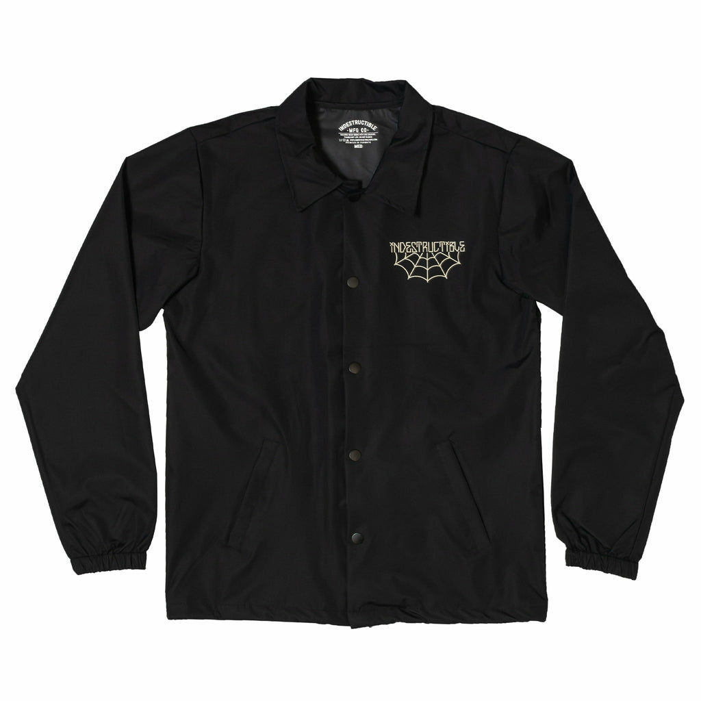 Mother Spider Coaches Jacket - Indestructible MFG