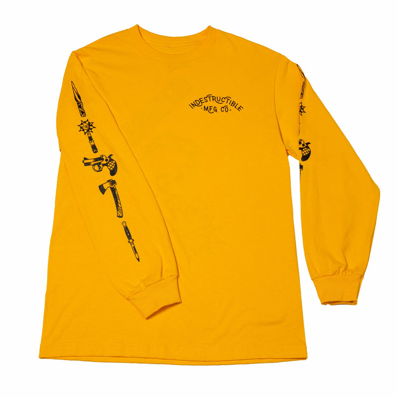 Weapons Long Sleeve - Indestructible MFG