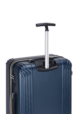 Reisekofferset Koffer Boston 337 3er-Set Blau Makro