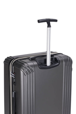 Reisekofferset Koffer Boston 337 3er-Set Grau Makro