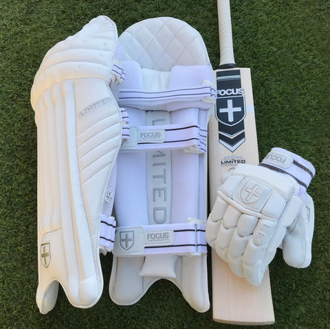 Focus Cricket Pads - Test ready professional Australian Cricket Pads