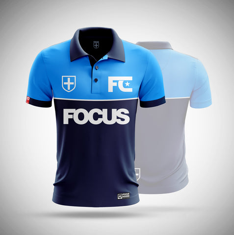 Custom designed cricket team kits by Focus Cricket