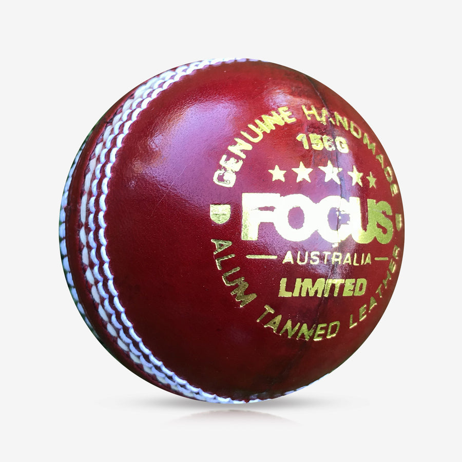 Focus Limited Series 4pc Match Balls - 142g - Red