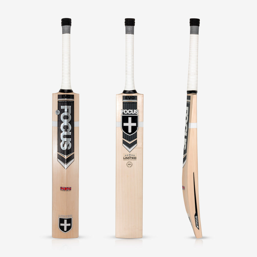 Focus Evo Cricket Bat - Youth