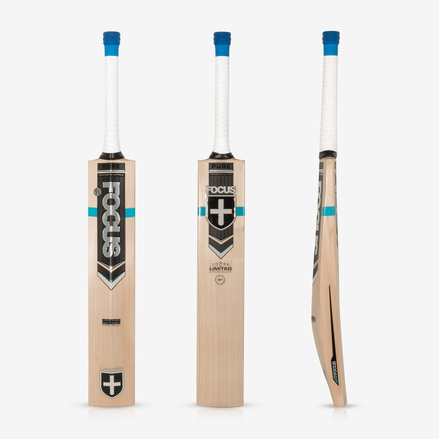 Focus Pure Cricket Bat - Youth