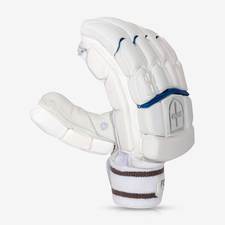 Focus Limited Series Gloves - Blue Carbon