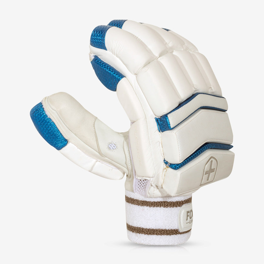Focus Platinum Series Gloves - Blue Carbon