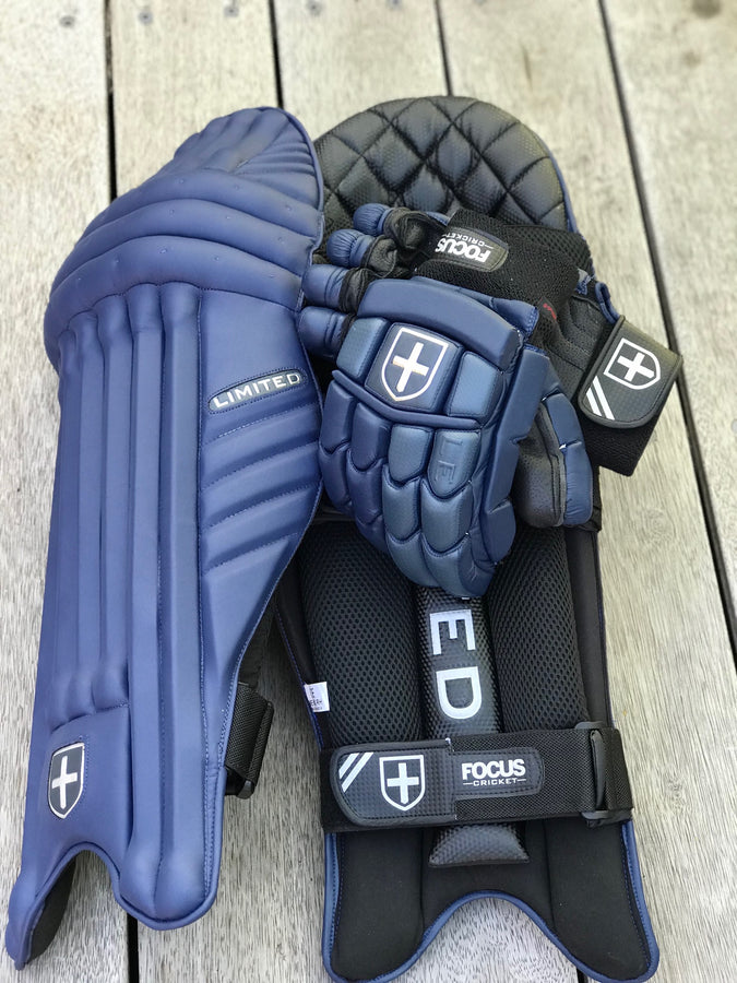 Focus Limited Series Pads - Navy