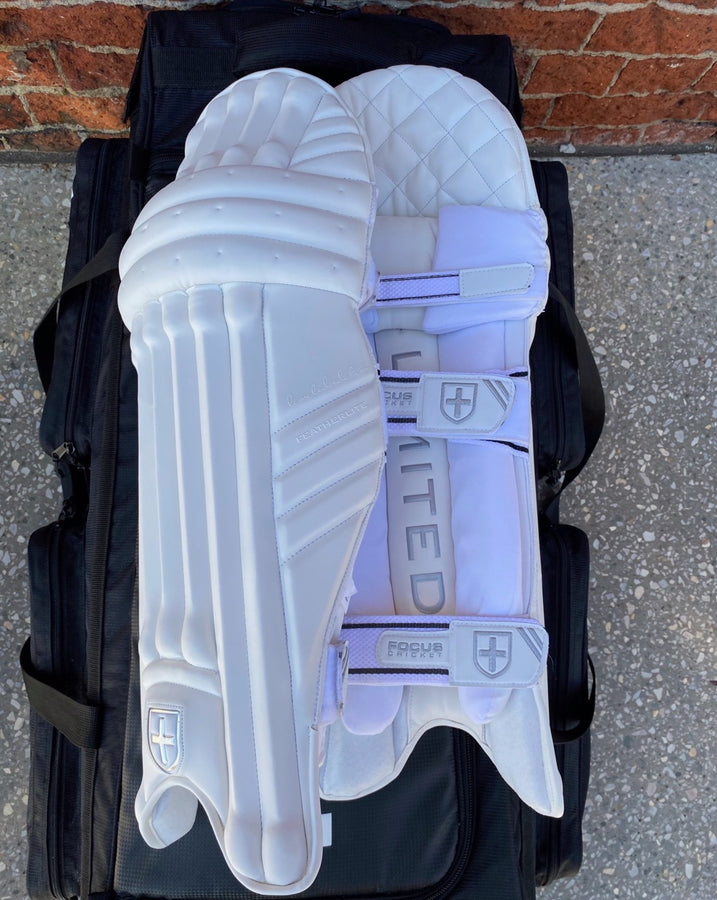 Focus Limited Edition Pads - White