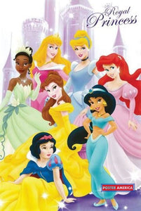 Disneys Royal Princess Poster 24 X 36