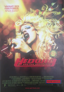 Hedwig & The Angry Inch Movie Poster 24 X 36 Vintage Poster