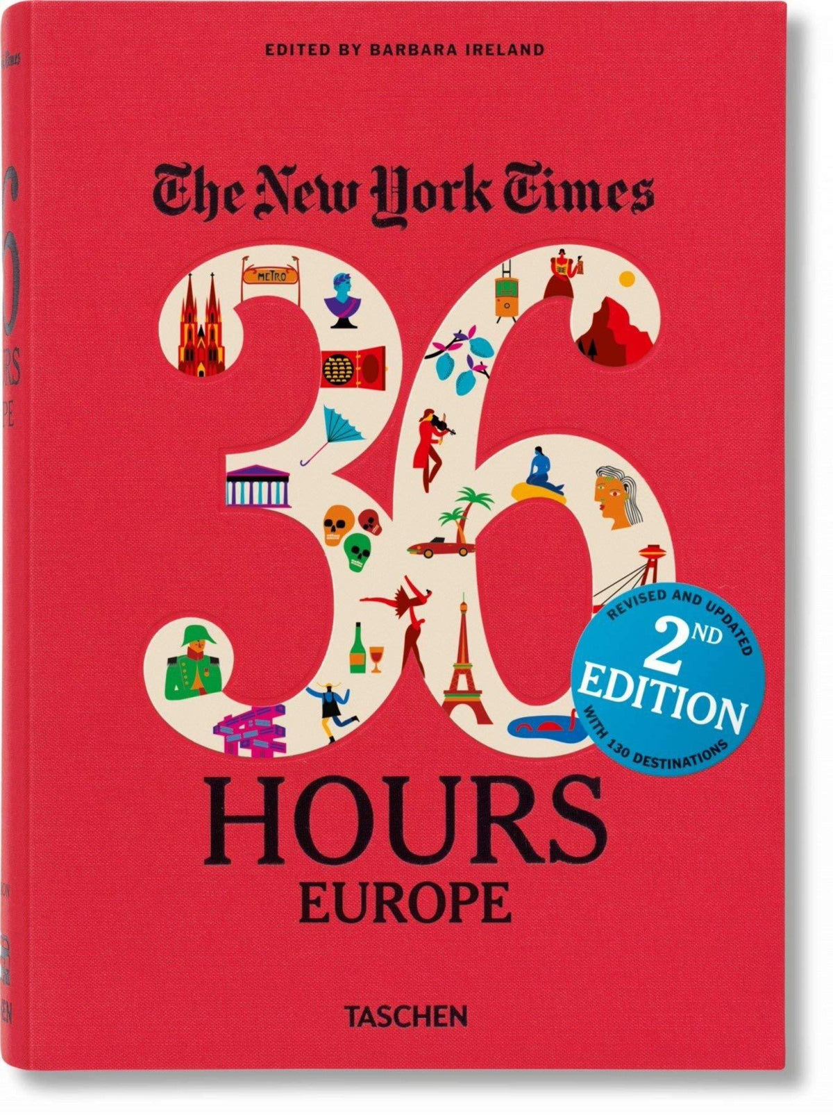 New York Times 36 Hours