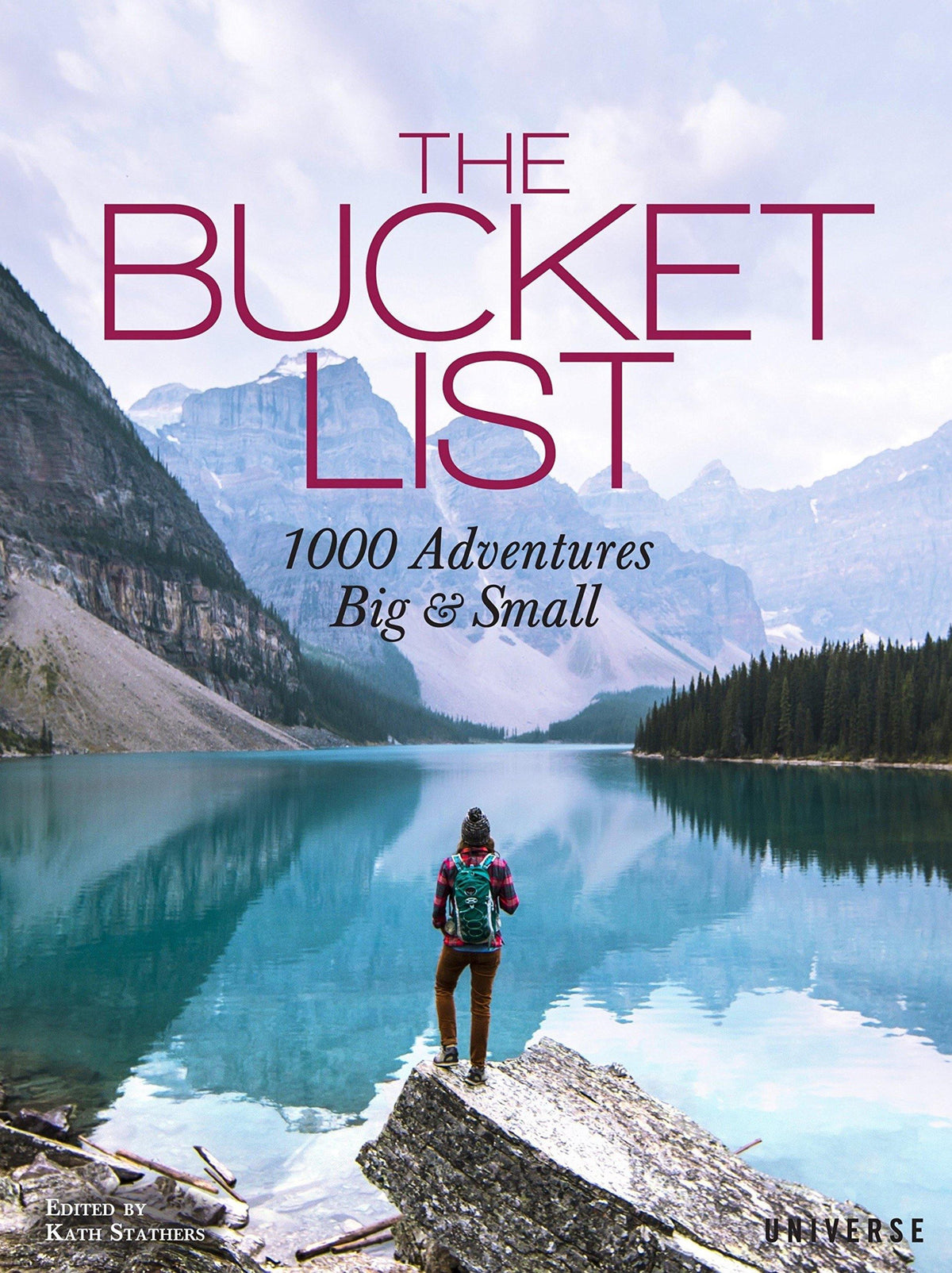 Bucket List 1000 Adventures Big and Small - Wheat Boutique