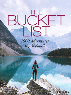 Bucket List 1000 Adventures Big and Small