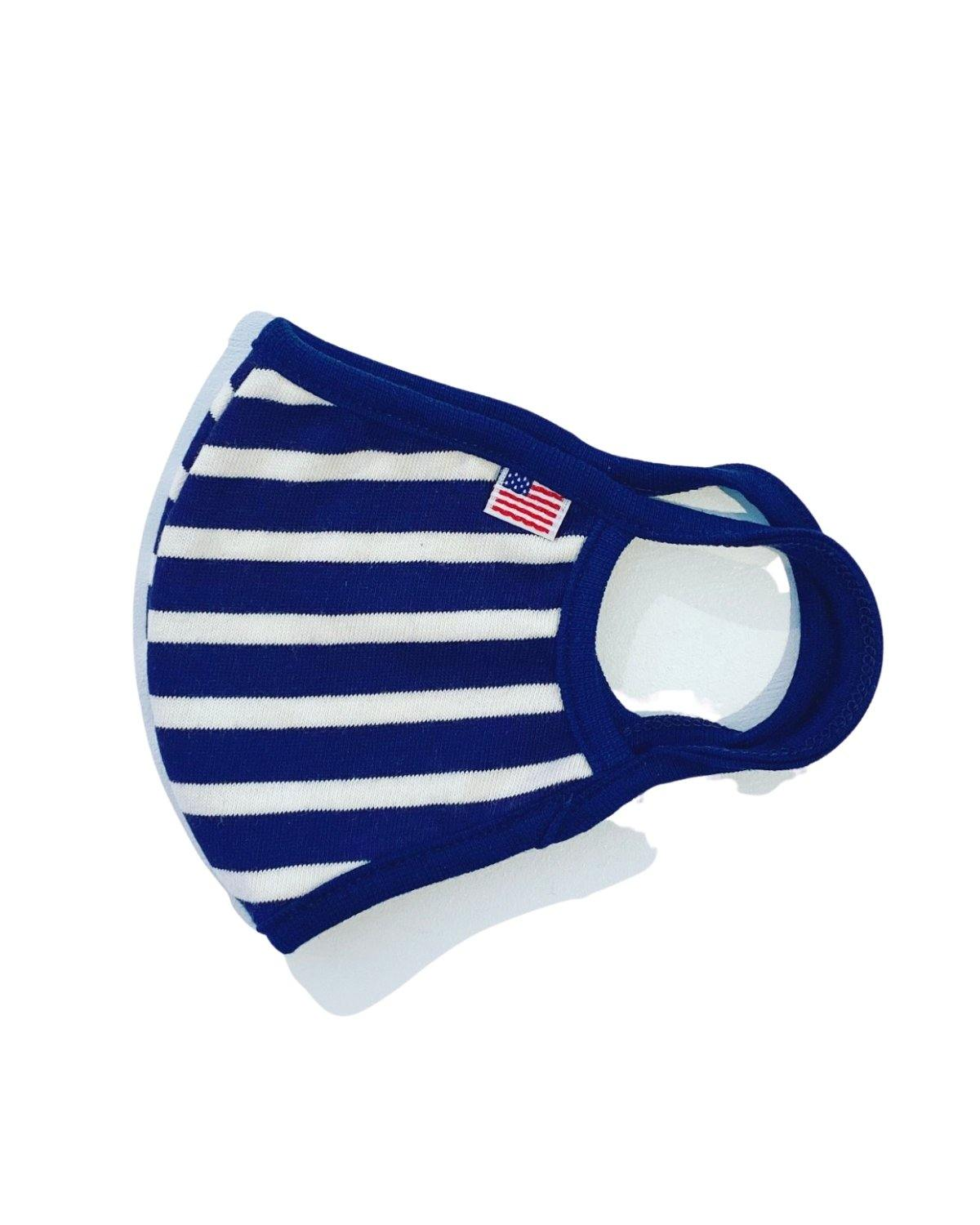 Navy and White Stripe - Wheat Boutique