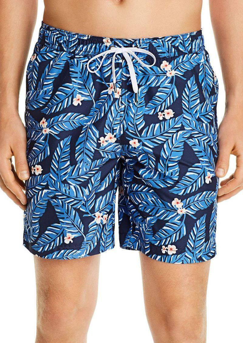 Board Shorts - Tropical Leaf