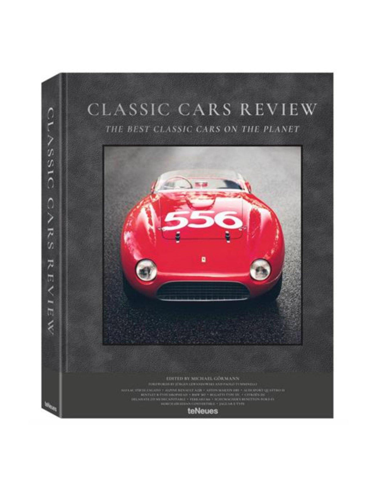 Classic Cars Review - Wheat Boutique